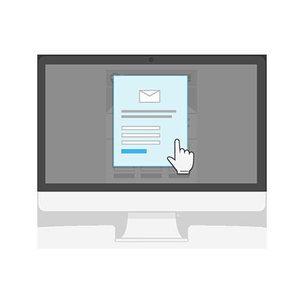 Free Newsletter Registration Form
