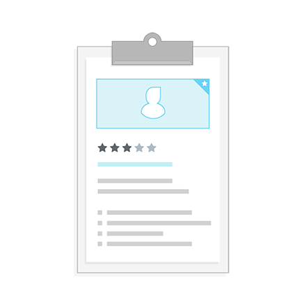 Contact History and Rating