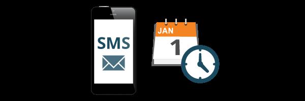 SMS Scheduling