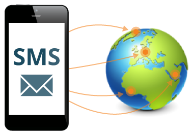 Worldwide SMS Newsletters