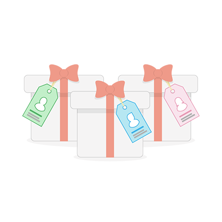 personalized voucher codes